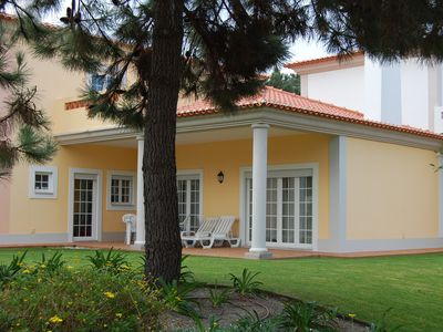 Villa and Patio