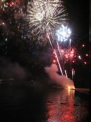 Weirs Beach condo photo - Summer time fireworks held every Friday