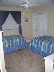 Vanderbilt Beach house photo - Twin bedroom