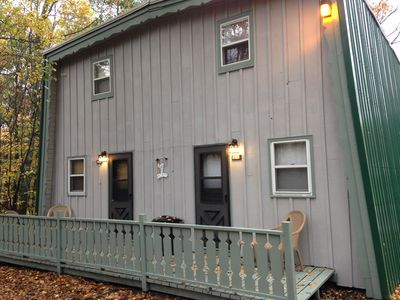 Commanche Unit #1 On Indianhead Mtn - Beautiful Duplex With Adjoining Units
