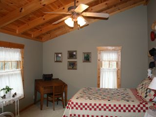 Guest Bedroom - Wears Valley cabin vacation rental photo