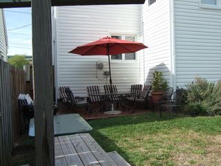 Virginia Beach house photo - Back deck