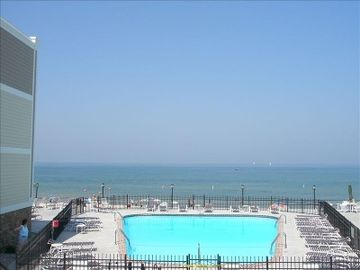 South Haven condo rental - Lake Michigan's premier unit with private pool & unbeatable coastline views!!