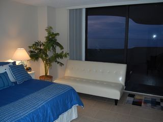 Daytona Beach condo photo - The Guest Room Has Great Balcony access and views, too.