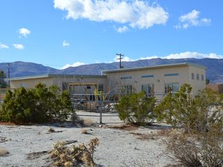 Borrego Springs house photo - East side rear