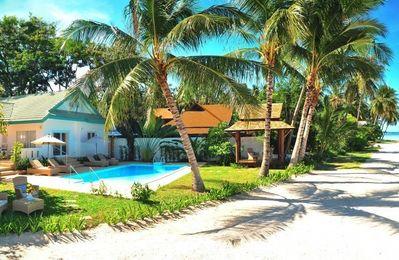 Baan Rim Haad 2 bed beachfront villa