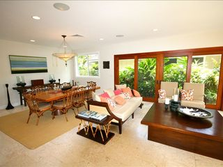 Kailua house photo - Living & Dining Area