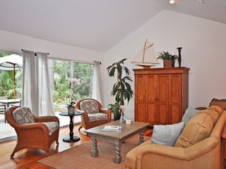 Sea Pines house photo - Comfy Seating plus a Desk Workspace