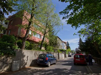 Zagreb apartment rental - Leafy Neighbourhood Location