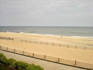 Rehoboth Beach condo photo - We had to put a beach shot in!! We love Rehoboth!