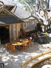Carmel house photo - Great for relaxing under the oak trees