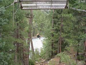 Durango house photo - Soaring Tree Top Adventures