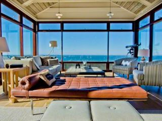 Chilmark house photo - Vista Point: Stunning Architectural Design On The North Shore