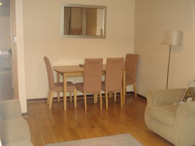4 Abbey Court dining area