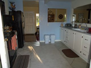 Monterey house photo - Good size Kitchen with all the amenities needed.