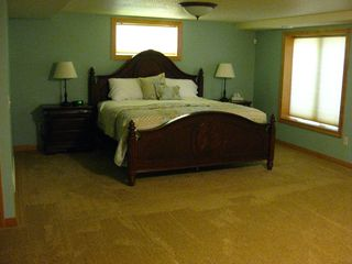 Amery house photo - Spacious master bedroom