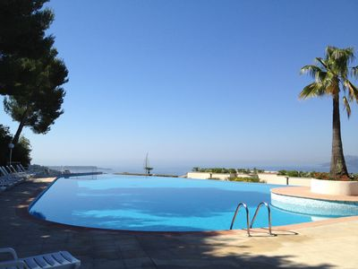 Cannes Golf Apartment- Golf, sea and pool