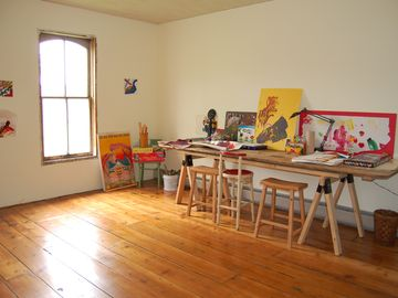 Playroom/art room