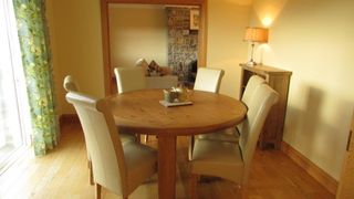 Galway City Area house photo - Dining room with seating for six.