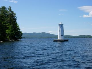Sunapee house photo - Mt Sunapee from the lake