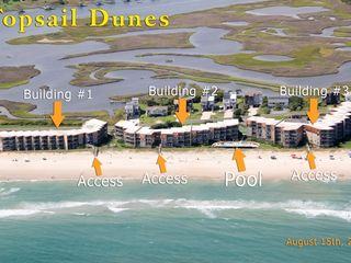 Surf City condo photo - Aerial View
