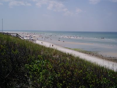 Panoramic View - Mayflower Beach