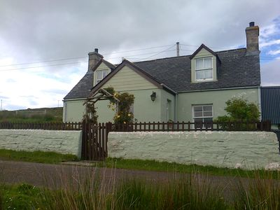 Visit our cosy, traditional crofter's cottage, for the most relaxing holiday