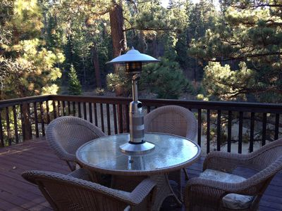 Book your dates at -  www.bigbearserenity.com/home