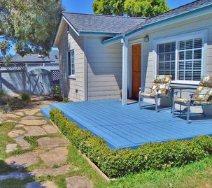 Pleasure Point house rental - Entrance to your vacation oasis!