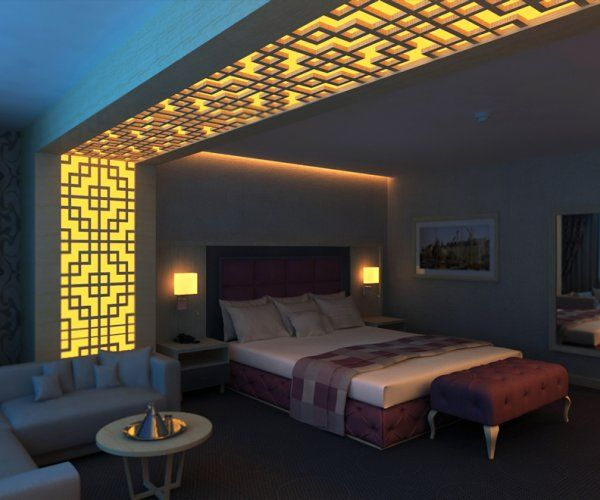 Near Entertainment and Business Centers in Adana - Deluxe Room