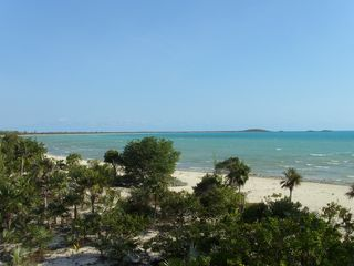 Long Island cottage photo - The Beach and view of Whalehead Cay in the distance.