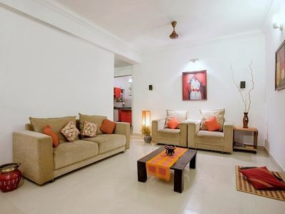 Charming 3BDR like haven near airport