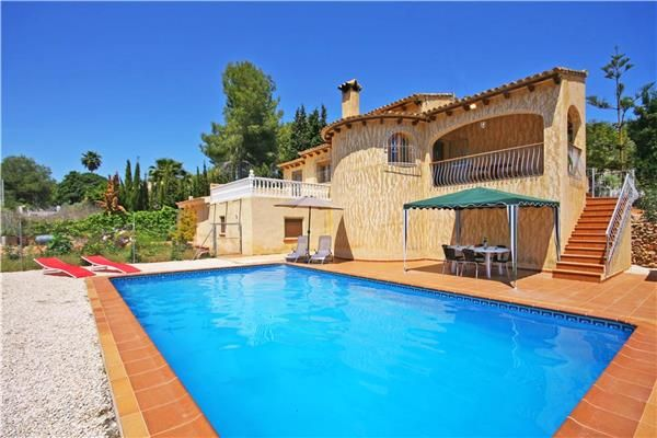 Holiday House For 6 Persons With Swimming Homeaway Montemar