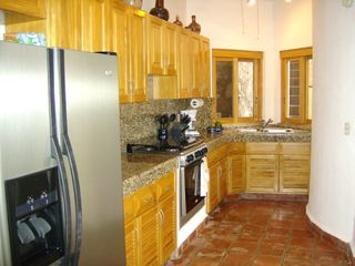 Puerto Vallarta villa photo - Granite & Stainless Steel Kitchen-- One of Three!