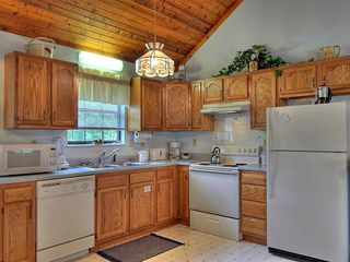 Pigeon Forge cabin photo - A chefs dream kitchen - Fully Equipped