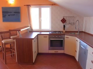 Ploce apartment photo - A full kitchen, perfect for preparing snacks or full meals