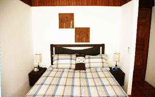 Esterillos villa photo - another of the guest rooms...