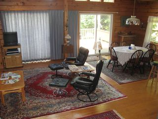 Surry house photo - Living area