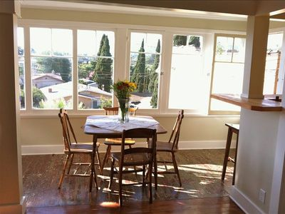 Dining room/sun porch