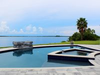 A Brand New 10,000 Square Foot, High-End Villa Estate -- Right On The Ocean!