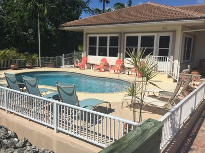 Great Pool Area - Plenty of Room for All