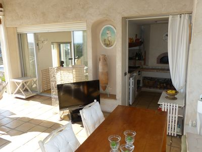 Accommodation near the beach, 320 square meters,