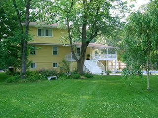 Professionally maintained 2.5 acre yard