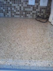 South Padre Island condo photo - Brand new granite countertops.