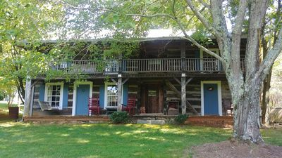 Sleep In A Bit Of History. Welcome To An 1860 Log Cabin And Idle Hour Farm.