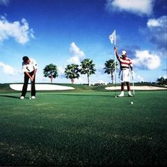 Providenciales - Provo condo photo - Golfing and tennis just minutes away