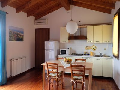 Air-conditioned accommodation, 70 square meters, great guest reviews