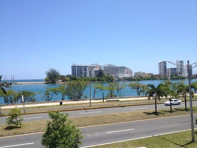 Best 1 BR  in San Juan area - Walking distance to Old SJ, Cruise Ports & Beaches