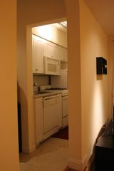 Columbus Circle studio photo - kitchen