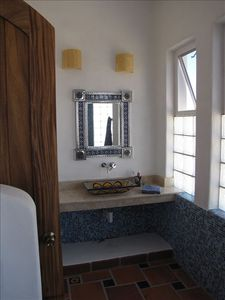 Casita bathroom.